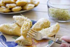 Best Mrs Ts Potato And Roasted Garlic Pierogis Recipe on Pinterest