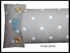 Fabric Draught / Draft Excluder in Shabby by LittlePumpkinsDesign