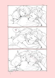 Too Kawaii to not be added and because you weren't adding it, I did ; Couple Amour Anime, Manga Couple, Anime Love Couple, Cute Couple Comics, Cute Couple Art, Cute Comics, Anime Couples Drawings, Anime Couples Manga, Manga Anime