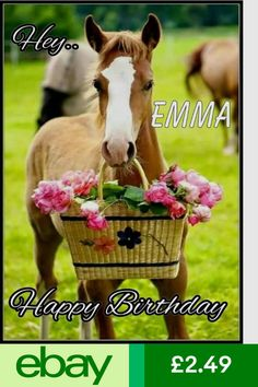 Happy birthday horse - Happy Birthday Funny - Funny Birthday meme - - Happy birthday horse More The post Happy birthday horse appeared first on Gag Dad. Cute Horses, Pretty Horses, Horse Love, Beautiful Horses, Animals Beautiful, Beautiful Beach, Happy Birthday Horse, Happy Birthday Images, Happy Birthday Animals