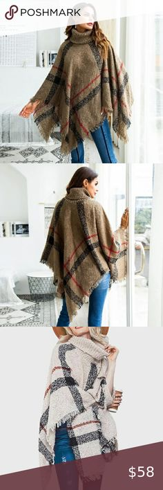 Popular and Trendy Girls Sweater Poncho Closeout Deal Girls Chunky Poncho