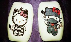 Hello Kitty costumes.
