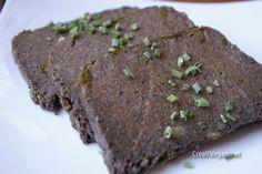 receta de paté de champiñones al cilantro 100% vegetariana (no contiene ningún ingrediente de origen animal), rica y fácil