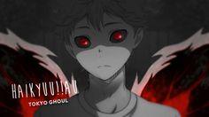 ┘Haikyuu!!AU - Tokyo Ghoul ┌