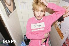SHINee's Key showed off his dreamy qualities in a recent photo shoot for Maps. Appearing in the fashion magazines March edition, released February 23, Key wears bold, punk-inspired clothing. Taking the look even further, he appears with his upper body exposed in one of the photos and gazes dreamily ...