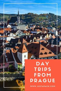 Prague is, in our opinion the best city in the world. But the Czech Republic has so much more to offer. From the birthplace of Pilsen beer, to the fairy tale town of Cesky Krumlov, here are our favorite day trips from Prague. Click here for all the details!