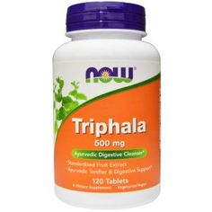 Triphala is a combination of three fruits (Harada, Amla and Behada) that has been used in Ayurvedic herbalism for thousands of years. Triphala has been historically used as a digestive cleanser and tonifier. In recent years, Triphala has been shown to be a potent free radical scavenger. In addition, it has been found to possess numerous other bioactive compounds, including gallic acid, tannic acid, and epicatechin.  Get 5% discount by using code: DPW407