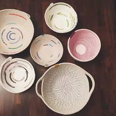 I've been noticing a lot of rope bowls in my social media feeds and wanted to share some of the information I've gathered. From different ways to begin, end and options to decorate as you go. Using...