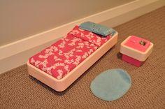 Barbie Dream Furniture Bed