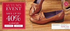 Grab this 40% off promo code for #hotter #shoes only at #dealvoucherz