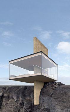 Cantilever Architecture, Futuristic Architecture, Residential Architecture, Contemporary Architecture, Interior Architecture, Futuristic Houses, Bauhaus Architecture, Concrete Architecture, Contemporary Houses