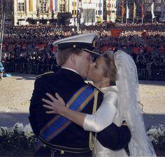 Galería de imágenes - Foto 5 - Primer beso en público de Máxima y Guillermo de Holanda