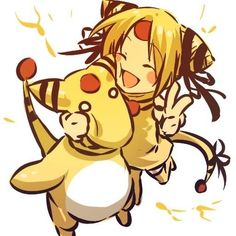 Ampharos- My SECOND favorite pokemon.