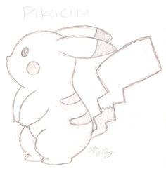 Pikachu by pochama1212