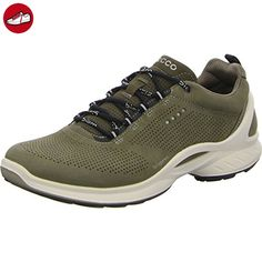 Ecco TERRATRAIL, Chaussures Multisport Outdoor Femme - Gris - Grau (Dark Shadow/Titanium/Granite GREEN59487), 36