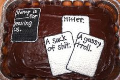"""cards against humanity party decor 