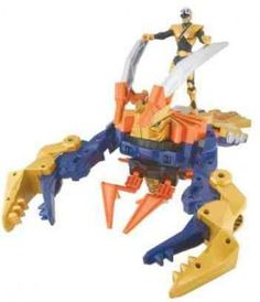 Power Ranger Action Figure