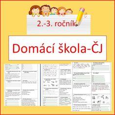 Soubor cvičení- čtení, psaní, obohacování slovní zásoby, upevňování gramatiky. Language, School, Languages, Language Arts