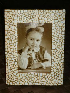 Фото рамка из яичной скорлупы своими руками 43