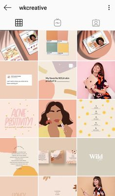 Instagram Feed Planner, Instagram Feed Layout, Feeds Instagram, Instagram Grid, Story Instagram, Instagram Story Template, Instagram Posts, Instagram Design, Social Media Template