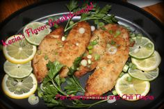 Pan Seared Citrus and Chili Tilapia « Kecia's Flavor Breakthrough!