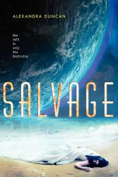 A badass feminist MC, spaceships, and a futuristic Earth that is a little to familiar to seem entirely fictional? Yes please. If you're a fan of the Across the Universe trilogy, you'll love this novel.