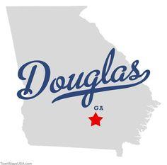 Douglas, GA (hometown)