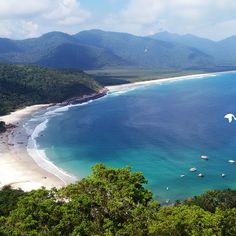 ➳ En el #BLOG: Un escape a Brasil. #Gypseaking Ilha Grande, una isla sin autos en la costa oeste de #RíodeJaneiro que no te puedes perder. « ••• »   ➳ Today's #blog post: An escape to Ilha Grande, #Brazil.