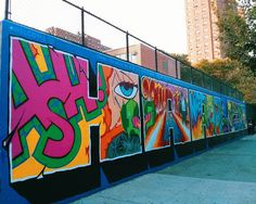 Graffiti Hall of Fame | Atlas Obscura