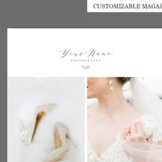 Customizable magazine templates for photographers. Photography Templates, Photography Pricing, Photography Marketing, Photography Backdrops, Senior Photography, Photography Tips, Wedding Photography, Photography Accessories, Boudoir Photographer