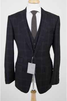 Buy Custom Suits for Men, 3 Piece SuitsMen's Clothing on bdtdc.com
