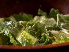 Caesar Salad Recipe : Tyler Florence : Food Network - FoodNetwork.com