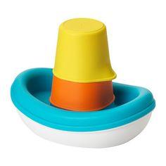 IKEA SMÅKRYP Baby Children's 3 Piece Bath Time Toy Boat Set, baby bath boat set SMAKRYP http://www.amazon.co.uk/dp/604120675X/ref=cm_sw_r_pi_dp_cV0nwb1BYTNGT
