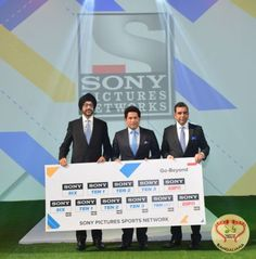 Sony Pictures Networks India (SPN) announced Sachin Tendulkar as SPN's Ambassador for Sports.