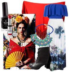 Disfraz Frida Kahlo  Otra mujer que ha marcado historia, no solo en Latino America, sino en el mundo. Ríndele honor este Halloween y vístete como ella                                                                                                                                                                                 Más