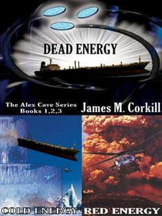 The Alex Cave Series books 1,2