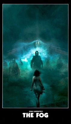 Stephen King S The Mist Fan Poster Found On Tumbler