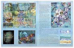 Letterlady's Letters - published in Somerset Studio