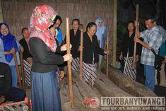 Hasil gambar untuk desa adat kemiren Tours, Culture