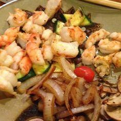 Benihana Copycat Recipes: Colossal Shrimp