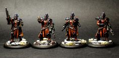 Inquisidores de La Hermandad