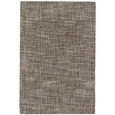 Test drive this rug in your space.Order a swatch by adding it to your cart.In a gorgeously deep grey and subtle crisscross sketched graphic, this durable micro-hooked wool rug is a solid foundation for both neutral and bright d
