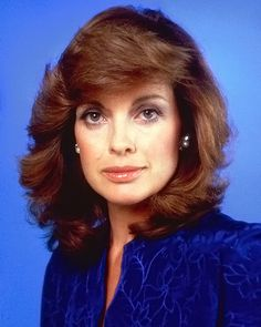 Linda Gray Sue Ellen, DALLAS.