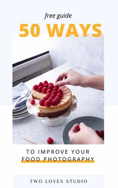 Newborn Photography Girl Discover Free Workbook: 50 Ways To Improve Your Food Photography Best Food Photography, Cake Photography, Photography Ideas, Newborn Photography, Portrait Photography, Kitchen Recipes, Cooking Recipes, Easy Cooking, Trifle Desserts