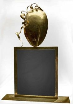 Rare Art Deco Gilt Bronze Hagenauer wall mirror
