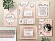 Framed Union Wedding Suite on Style Me Pretty