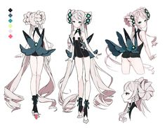 Fantasy Character Design, Character Design Inspiration, Character Concept, Character Art, Concept Art, Drawing Reference Poses, Art Reference, Persona Anime, Pretty Drawings