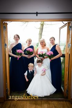 Wedding Photography At Forbes Of Kingennie Dundee By Angus