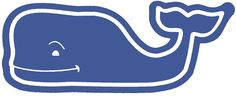 Another Vineyard Vines Blue Whale