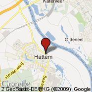 Hattem op de landkaart #hattem #netherlands